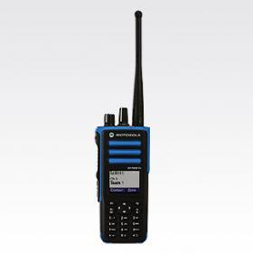 XIR P8668 EX系列ATEX高等级数字防爆对讲机