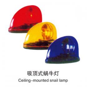 吸顶式蜗牛灯
